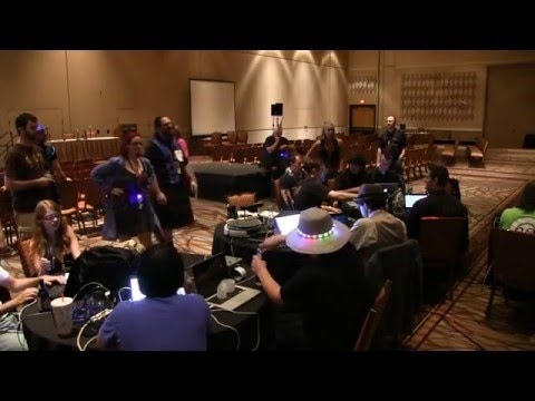 DEF CON 20 The Documentary - Full HD 720p