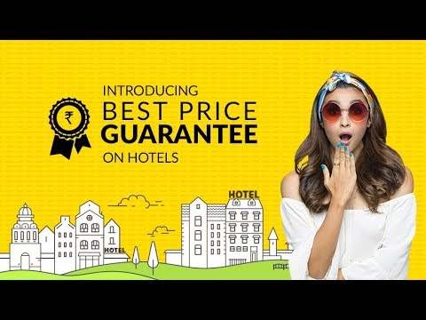 MakeMyTrip Introduces Best Price Guarantee on Hotels - 6s