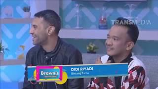 BROWNIS - Woww !! Ternyata Ayu Ngefans Dengan Lagu Didi Riyadi (9/5/18) Part 2