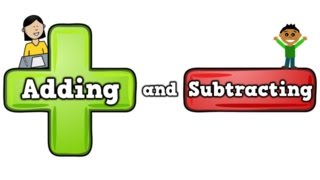 Adding and Subtracting (song f๐r kids about addition/subtracting)
