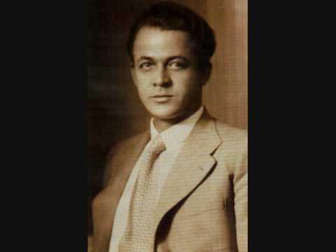 Sergei Lemeshev- Rossini 1936