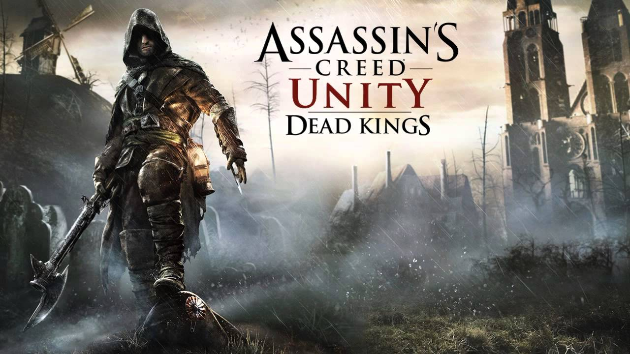 Assassin's Creed Unity Dead Kings (Original Game Soundtrack) - Hidden Temple