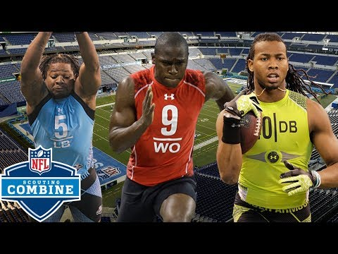 Star Players Who Had ROUGH Combine Performances  | NFL Combine Highlights