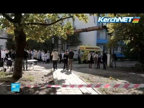 مقتل 17 شخصا على الأقل أغلبهم تلاميذ في اعتداء دام على معهد بالقرم  - نشر قبل 3 ساعة