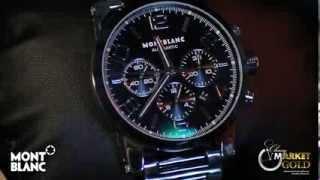 Montblanc TimeWalker Chronograph 38.1