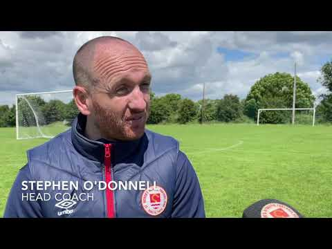 PREVIEW | O'Donnell On Facing Derry In Front Of 500 Home Fans At Richmond