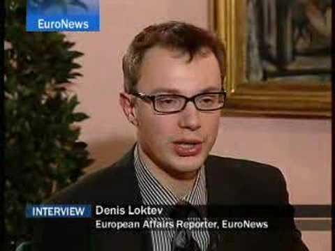 EuroNews - Interview - Mikhail Saakashvili