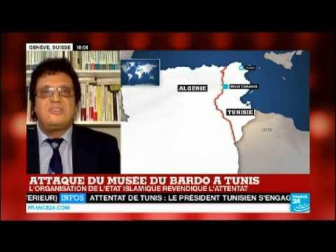 R Sidaoui: L'attentat de Bardo: Enjeux et Objectifs des terroristes thumbnail