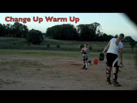 Anna - 11 Yrs Old -  Fastpitch Softball Pitching Lesson Video 1
