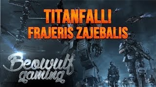 Titanfall | PC Gameplay | ZAJEBALIS FOR FUN GEJMPLEJÍČEK =D | 1080p
