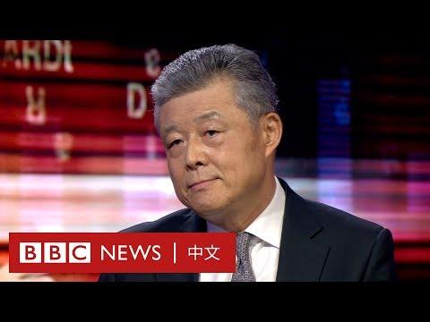 劉曉明:中國沒有政治犯 反問主持有否去過新疆- BBC