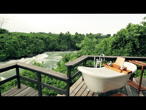 Discover Uganda Episode 1: Wildwaters Lodge & the Jinja Adve