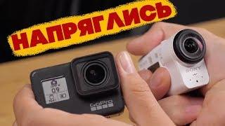 Почему Sony должны сильно напрячься? 15 преимуществ GoPro Hero 7 Black