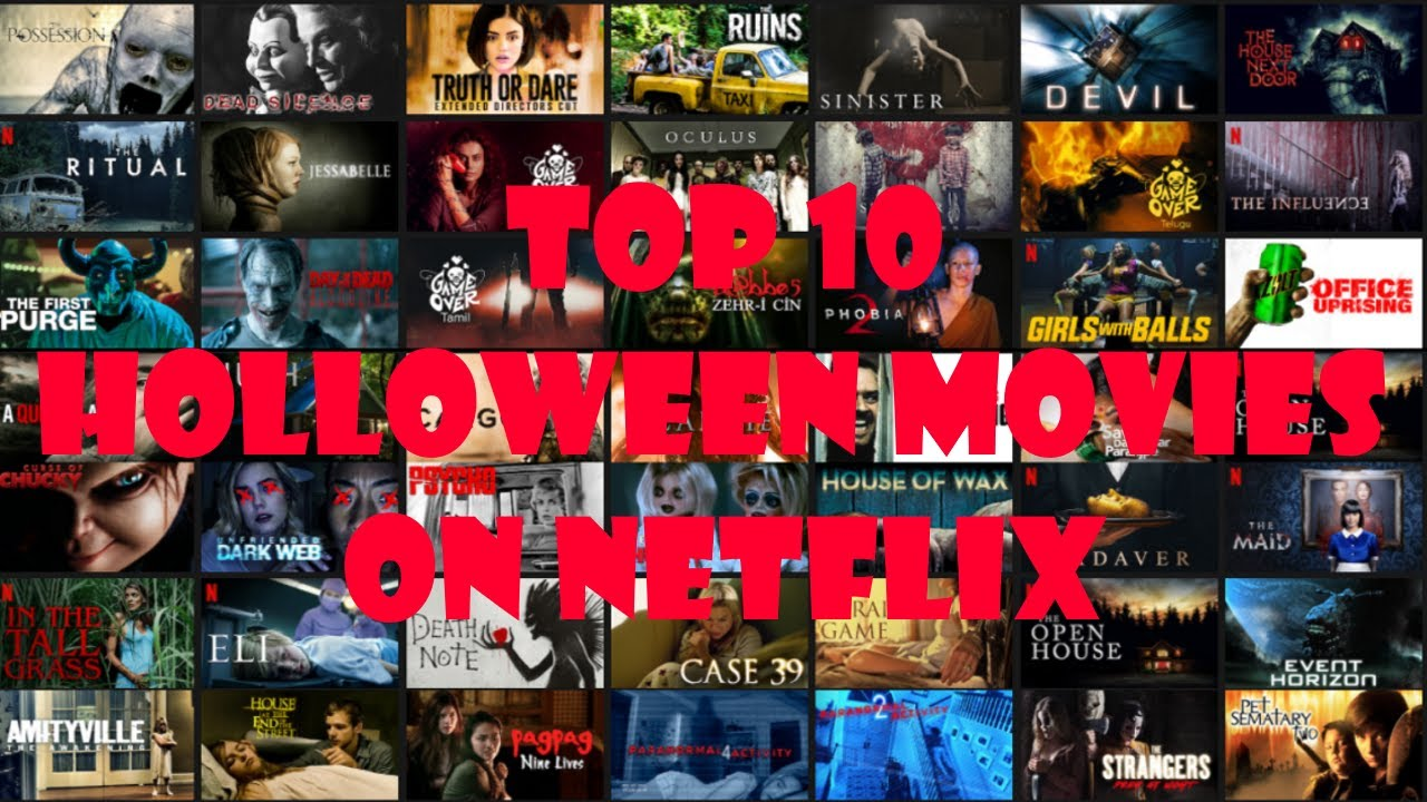 Best Halloween Movies on Netflix 2021 | Scary Horror ...