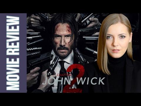 Movie Review John Wick 2 2017 Keanu Reeves By Joblo Movie
