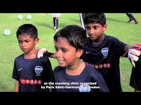 Paris Saint-Germain Academy in Maldives