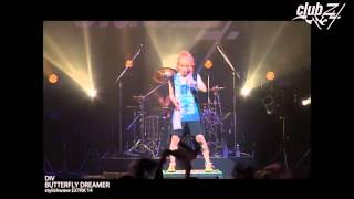 DIV -「BUTTERFLY DREAMER」LIVE at「stylish wave EXTRA'14」