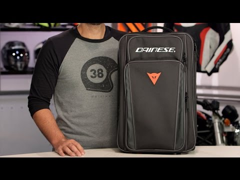 Dainese D-Cabin Wheeled Bag Review at RevZilla.com