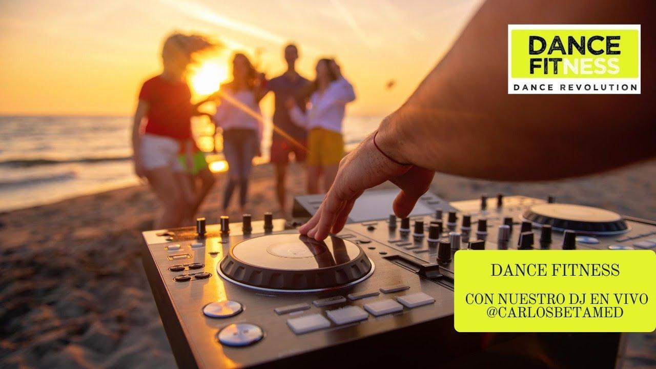 DANCE FITNESS A FUEGO CON NUESTRO DJ @CARLOSBETAMED