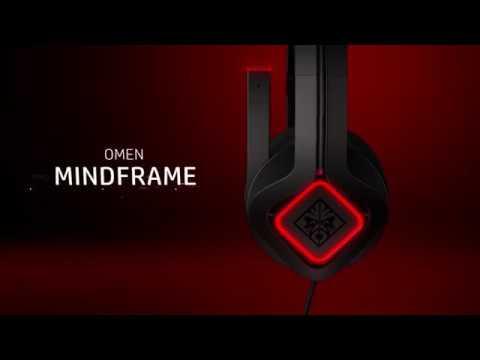 15085a25597 HP OMEN Mindframe Gaming Headset - YouTube