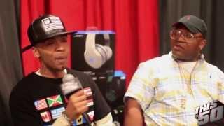 Shyheim Tells Untold ODB Story; NY Hip-Hop; Big L Tattoo
