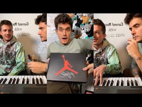 John Mayer | Instagram Live Stream | 14 October 2018 w/ Charlie Puth
