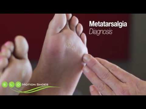 Metatarsalgia: Causes, Diagnosis, and Treatment