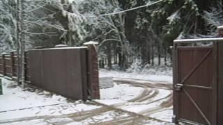 Автоматические откатные ворота 2(Ворота 2., 2016-06-07T05:44:46.000Z)
