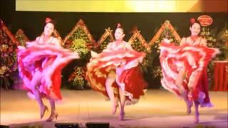 Cung cấp  nhóm nhảy Flamenco hay - Thăng Long Event 0973 81 9898