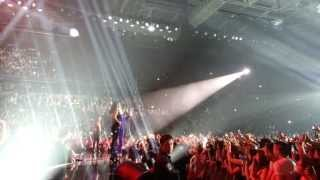 Beyoncé - Say My Name - Mrs. Carter Show - Arena Zagreb, Zagreb, Croatia 2013