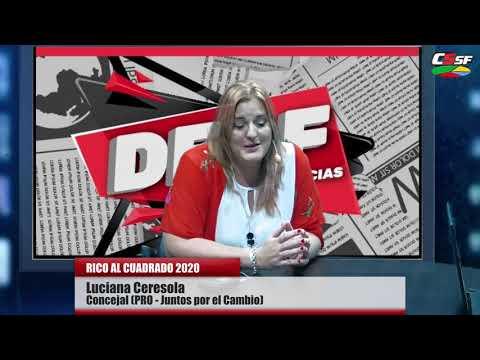 Luciana Ceresola: Fue un error sacar a Gendarmería