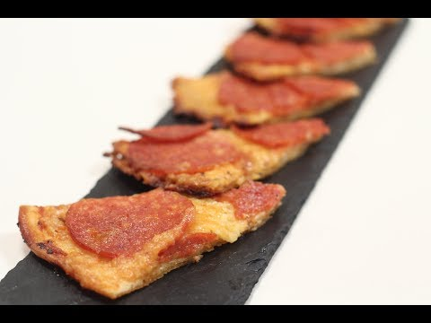Recipe: Pepperoni Pizza