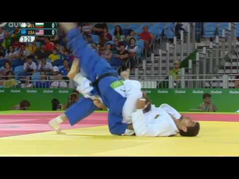 JO 2016 - Les champions américains de Judo font du BJJ