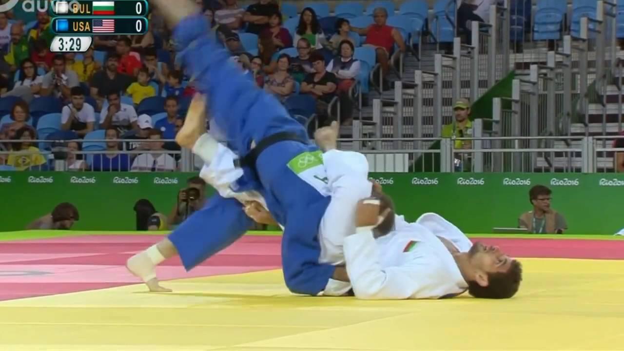 Technique Talk: Dave Camarillo explains judo success of