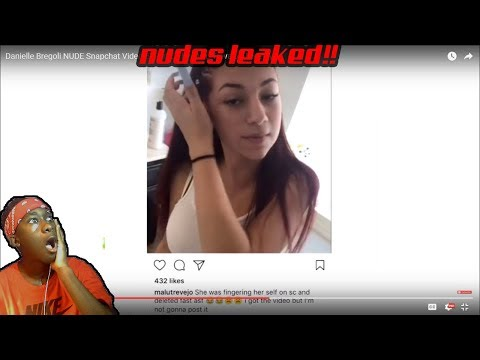 Danielle Bregoli NUDE Snapchat Video EXPOSED by Malu Trevejo Allegedly Reaction She Got Exposed!! thumbnail