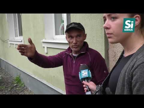 Нічна негода в Ужгороді