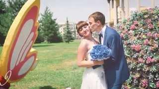 Свадебное видео в Алматы. Свадебный фильм Андрей и Екатерина 17 июля(, 2015-09-11T06:54:24.000Z)