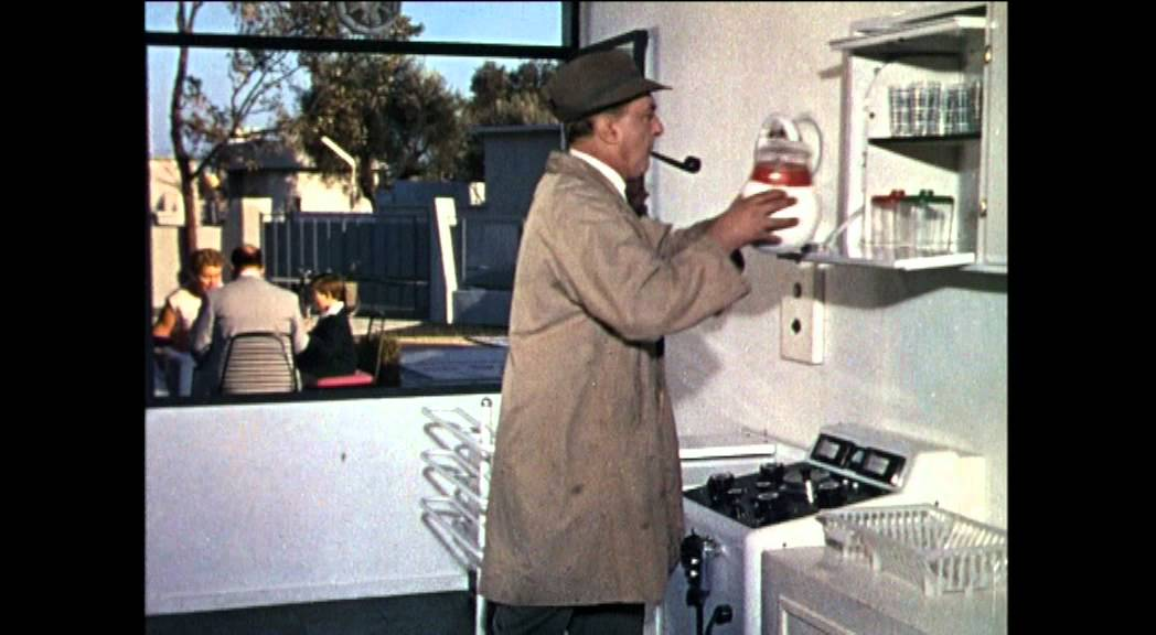 Mon oncle 1958 trailer youtube - Jacques tati mon oncle ...