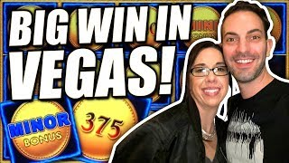🎰 BIG WINS IN VEGAS WITH THE BESTIE 👩🏽🤝👨🏻 #YOU'RE WELCOME 💜