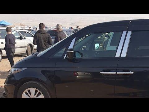 10.11.2019г.Воскресенья. Продолжение следует. Авто рынок в Ереване