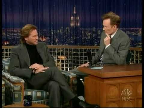 Conan O'Brien 'Val Kilmer 113004