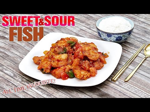 Sweet And Sour Fish - Best Recipe !