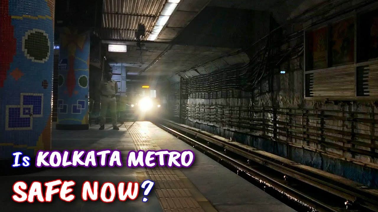 World Class Management of Kolkata Metro, caters 20k passengers on first day! MetroRail Blog