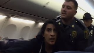 Southwest Passenger DRAGGED From Plane By Police Over Allergy | What's Trending Now!