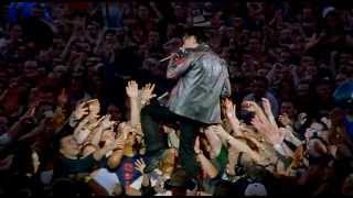 U2 Elevation Tour Live Slane Castle,Ireland.. September 1 2001 Audi...