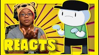 Annoying Customers by TheOdd1sOut | Story Time  Animation Reaction