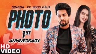 1st Anniversary   Photo   Singga ft Nikki Kaur   Tru Makers   Latest Punjabi Songs 2020