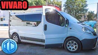 Полный сервис автомобиля Opel Vivaro видео
