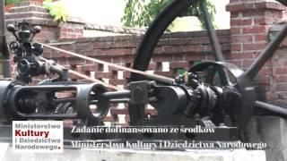 Silnik Lauchhammer w zbiorach Muzeum Rolnictwa w Ciechanowcu