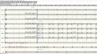Cowboy Bebop OST 1 - Too Good Too Bad Transcription